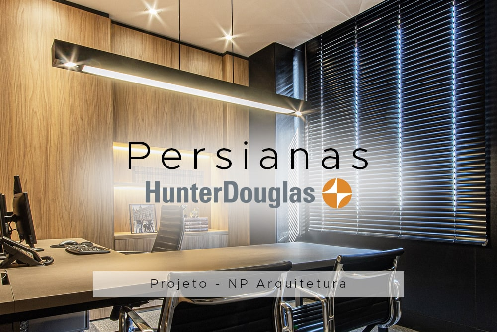 Persianas HunterDouglas
